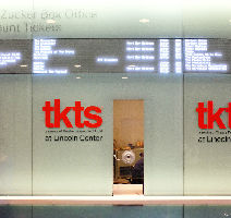 TKTS at Lincoln Center